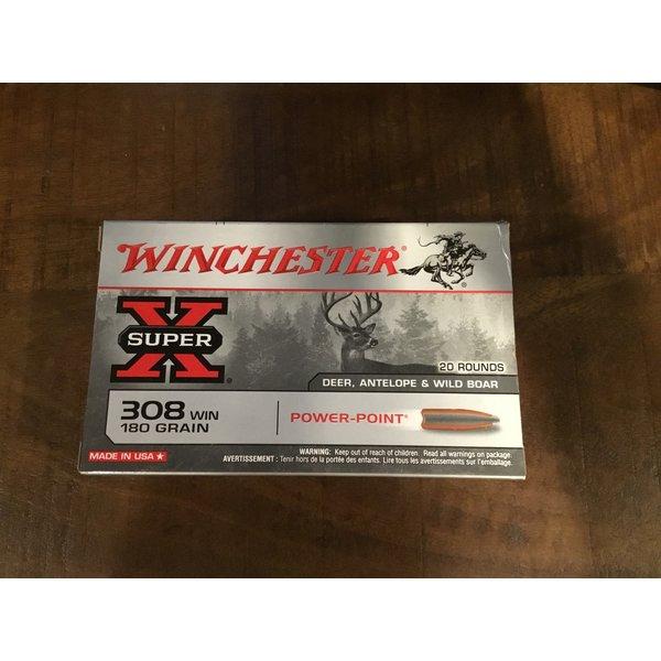 Winchester 308 180GR PP Ammo