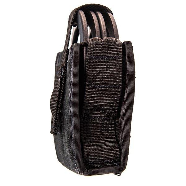 Duty Single Handcuff TACO U-MOUNT Black
