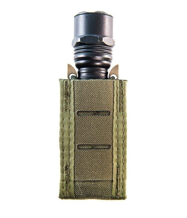 High Speed Gear Duty Pistol TACO U-MOUNT - OD Green