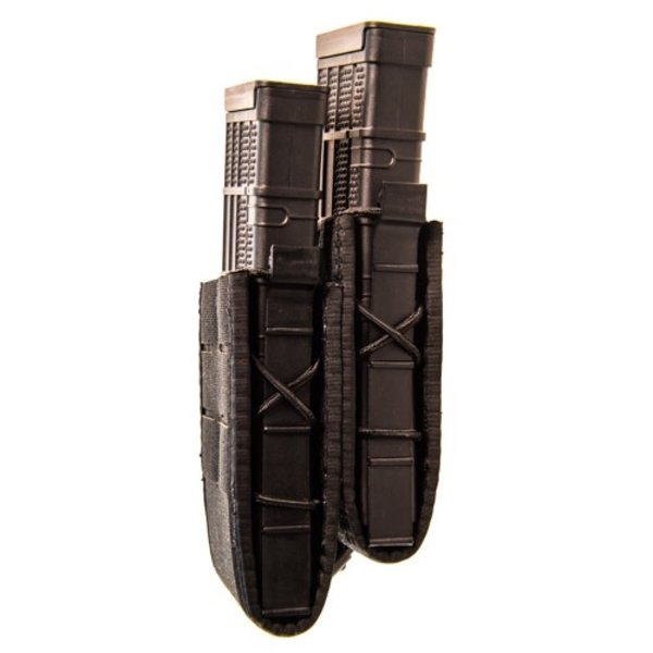 Duty Staggered Double TACO U-MOUNT - Black