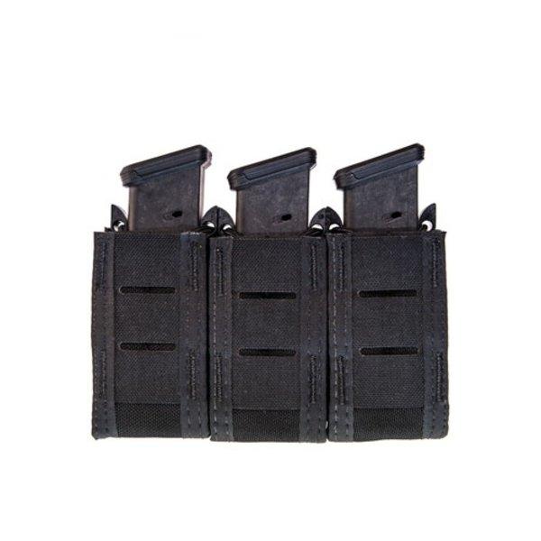 Duty Triple Pistol TACO U-MOUNT Black