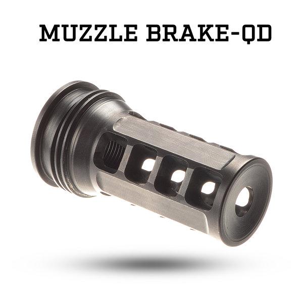 Muzzle Break QD 338