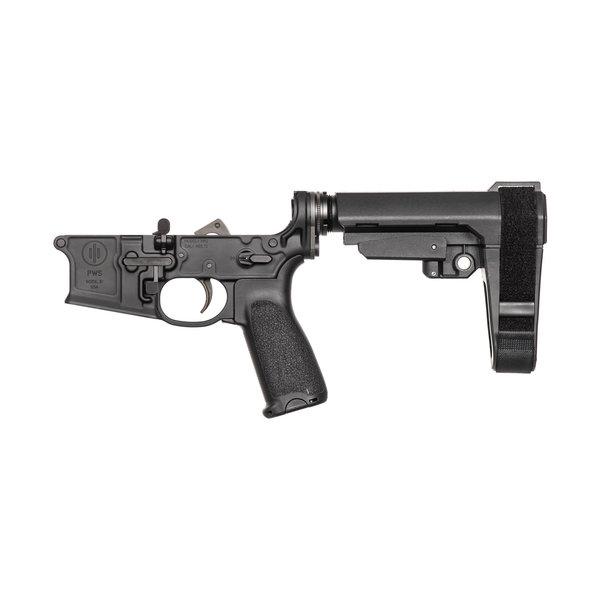 MK1 MOD 2-M Complete Pistol Lower Receiver