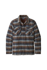 Patagonia M's Insulated Fjord Flannel Jkt