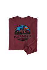 Patagonia M's L/S Fitz Roy Scope Responsibili-Tee