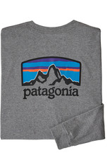 Patagonia M's L/S Fitz Roy Horizons Responsibili-Tee