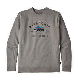 Patagonia M's Arched Fitz Roy Bear Uprisal Crew Sweatshirt
