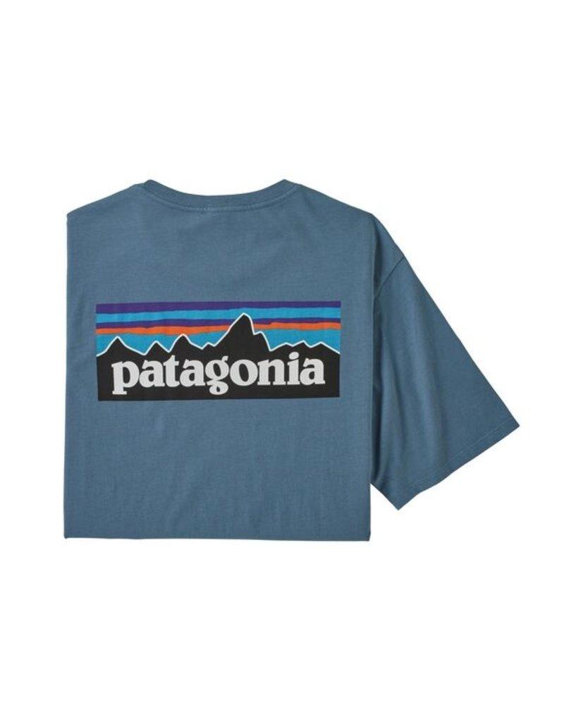 Patagonia M's P-6 Logo Organic T-Shirt (S20)