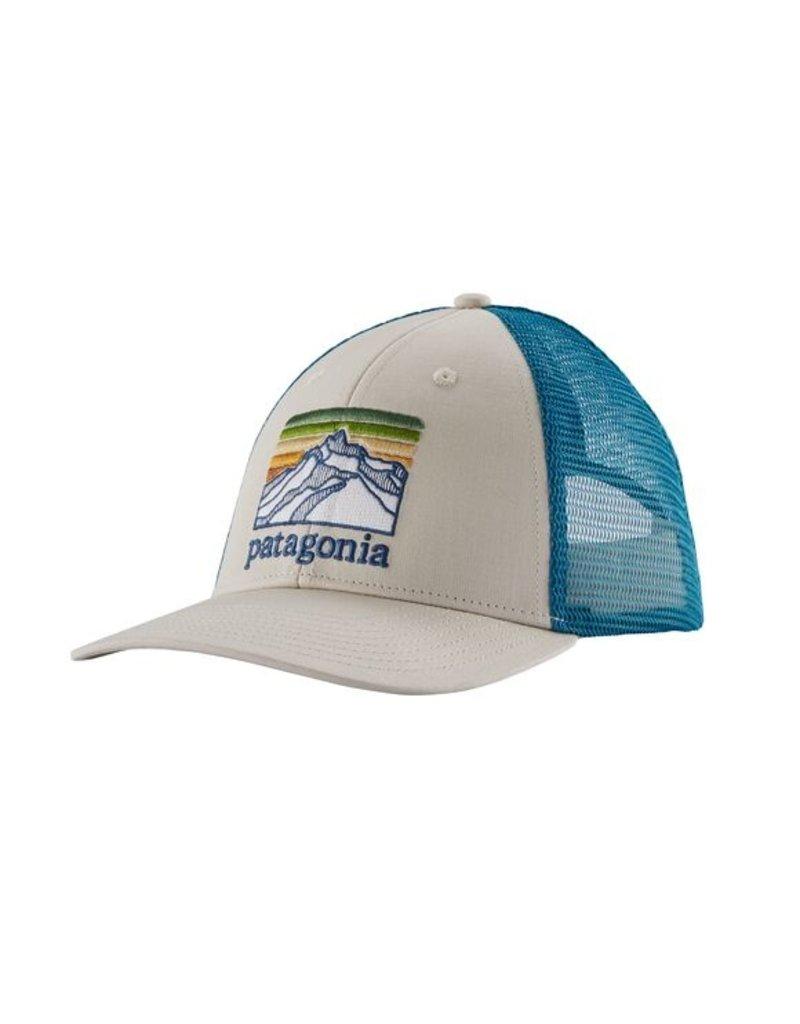 Patagonia Line Logo Ridge LoPro Trucker Hat (S20)