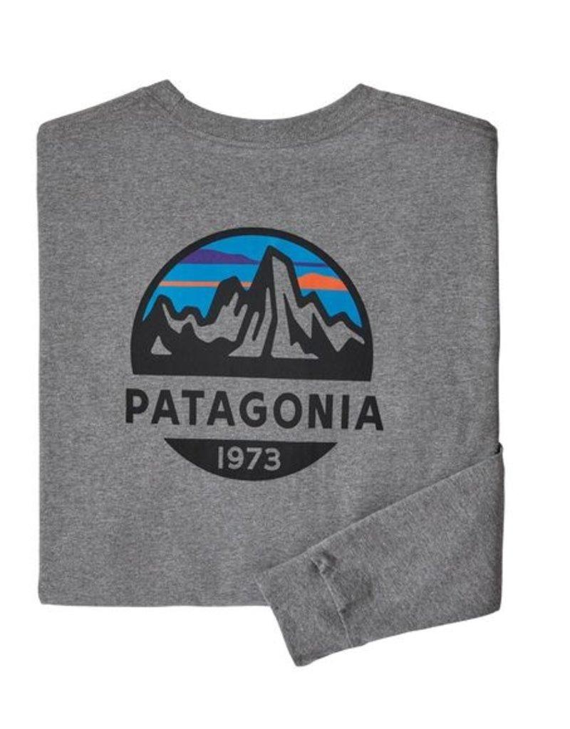 Patagonia M's L/S Fitz Roy Scope Responsibili-Tee (S20)