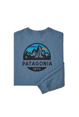 Patagonia M's L/S Fitz Roy Scope Responsibili-Tee (S20)
