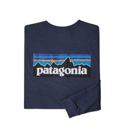 Patagonia M's L/S P-6 Logo Responsibili-Tee (S20)