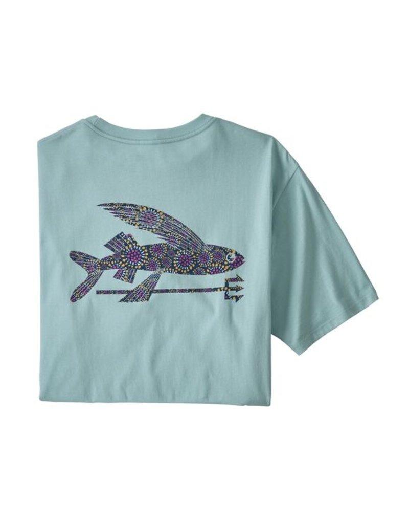 Patagonia M's Flying Fish Organic T-Shirt (S20)