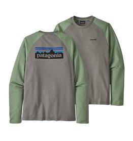 Patagonia M's P-6 Logo LW Crew Sweatshirt
