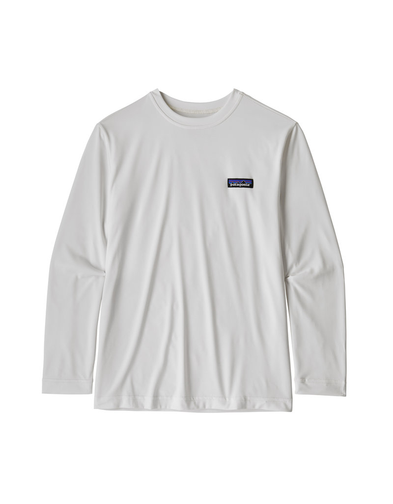 Patagonia Boys' L/S Cap Cool Daily T-Shirt