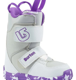 Burton Mini-Grom White/Purple K11