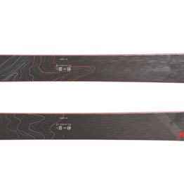 Nordica ENFORCER 93 GREY/RED 185