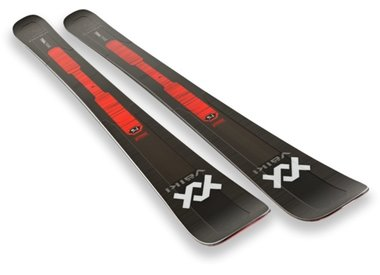 Alpine Flat Skis