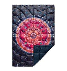 Rumpl Nanoloft Puffy Blanket 52x75 Cosmic Soul