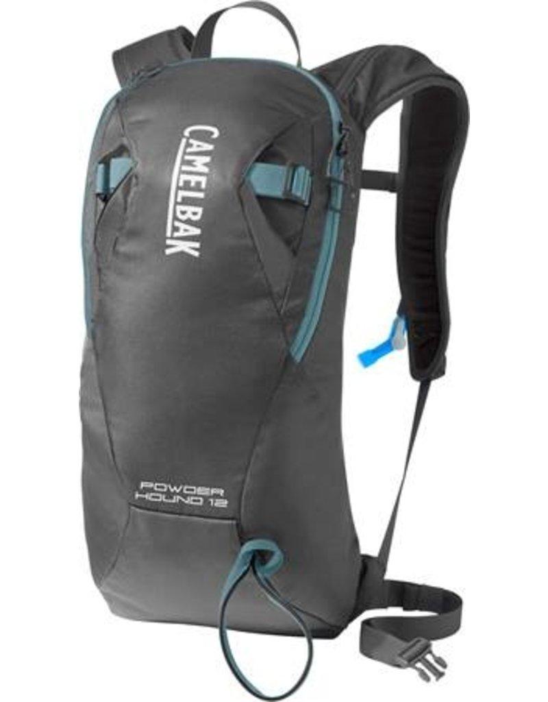 CamelBak Powderhound 12 100 oz Graphite/Adriatic Blue