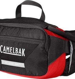 CamelBak Glide Belt, 50oz, Black/Racing Red