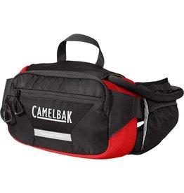 CamelBak Glide Belt, 50oz, Black/Racing Red
