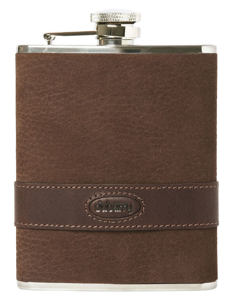 Dubarry Rugby Flask