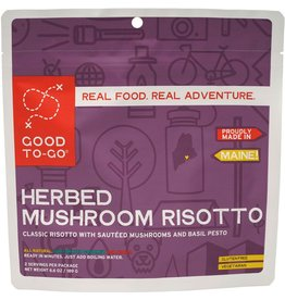 Good To-Go Herbed Mushroom Risotto 2P