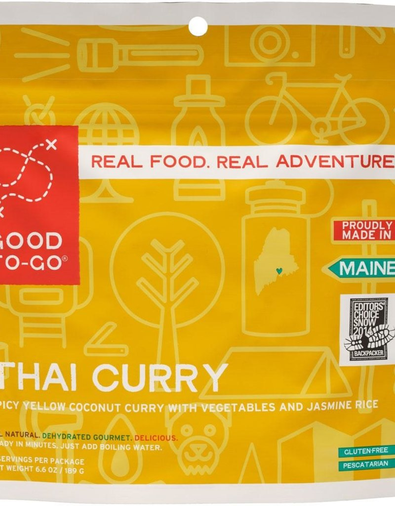 Good To-Go Thai Curry / 6.6 oz