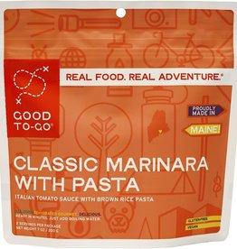 Good To-Go Classic Marinara with Penne / 7 oz