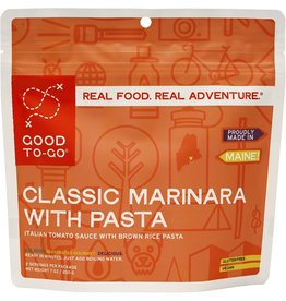 Good To-Go Classic Marinara with Penne 2P