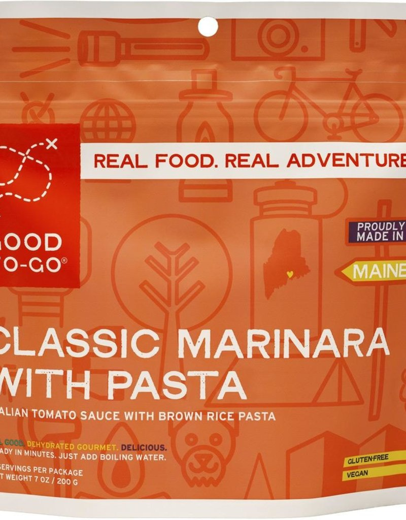 Good To-Go Classic Marinara with Penne / 7 oz