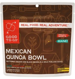 Good To-Go Mexican Quinoa Bowl 2P
