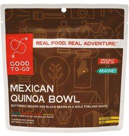 Good To-Go Mexican Quinoa Bowl 2P
