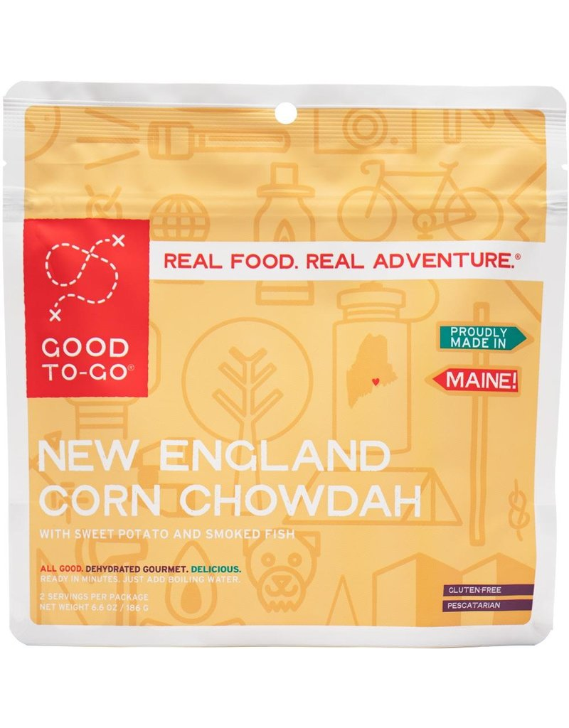 Good To-Go New England Corn Chowdah 2P
