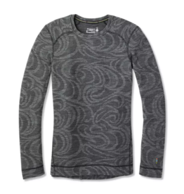 Smartwool Wm Merino 250 Baselayer Pattern Crew