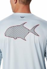 Columbia Sportswear PFG Fish Series II Terminal Tackle LS