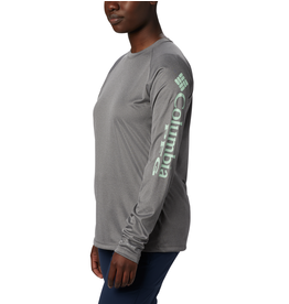 Columbia Sportswear Tidal Tee Heather Long Sleeve