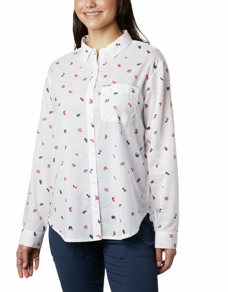 Columbia Sportswear Sun Drifter II Long Sleeve Shirt