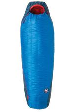 Big Agnes Anvil Horn 15 (650 DownTek) REGULAR LEFT Blue/Red