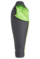Big Agnes Boot Jack 25 (600 DownTek) LONG LEFT Gray/Green