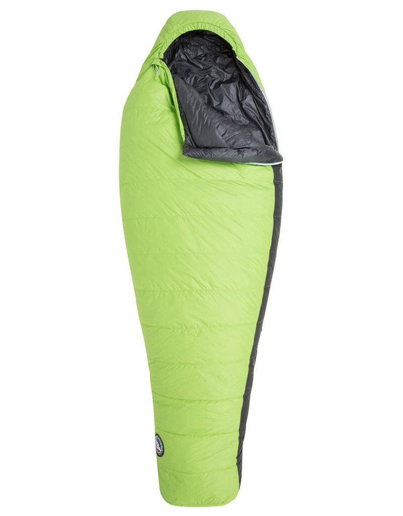 Big Agnes Spike Lake 15 (600 DownTek) REGULAR LEFT Green/Gray