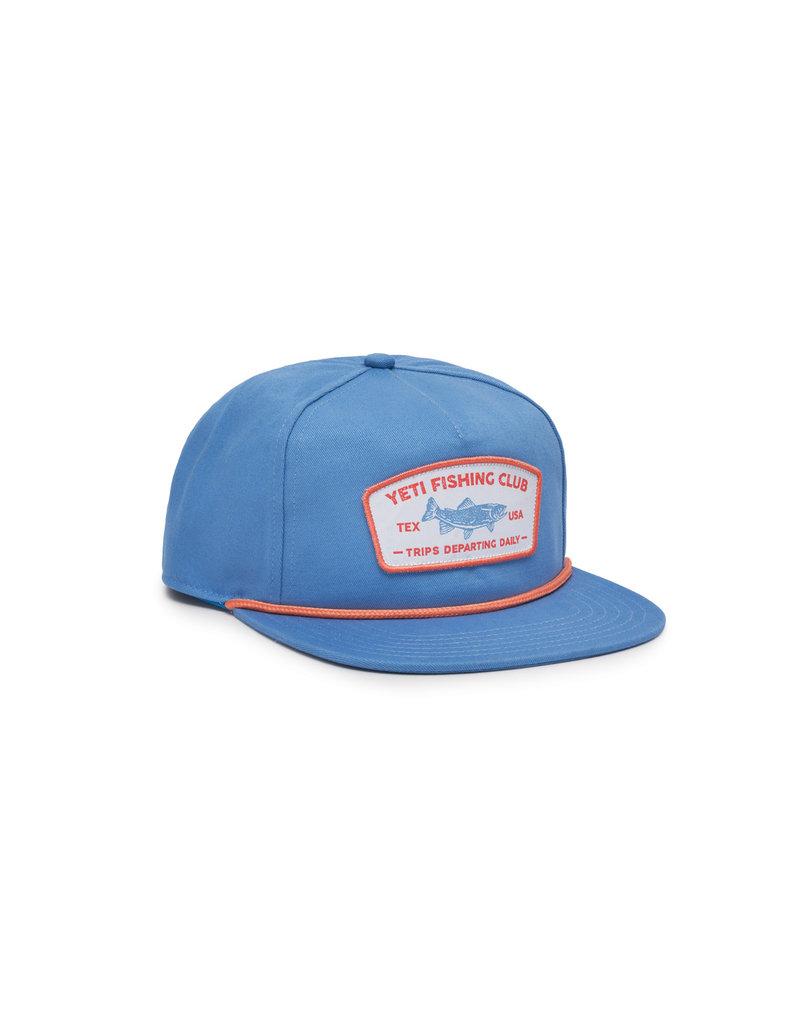 YETI Fishing Club Rope Hat