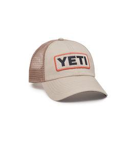 YETI Logo Badge Trucker Hat