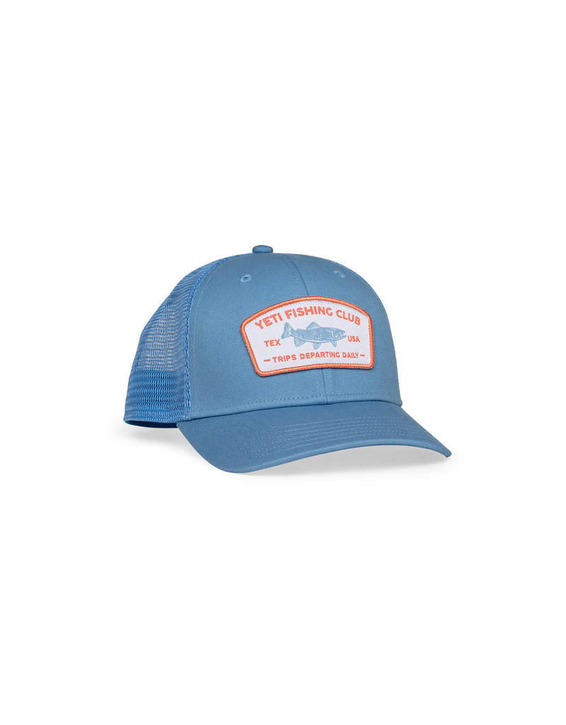 YETI Fishing Club Trucker Hat