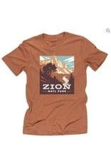 Landmark Project Zion National Park SS Shirt