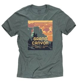 Landmark Project Grand Canyon National Park SS Shirt (new)