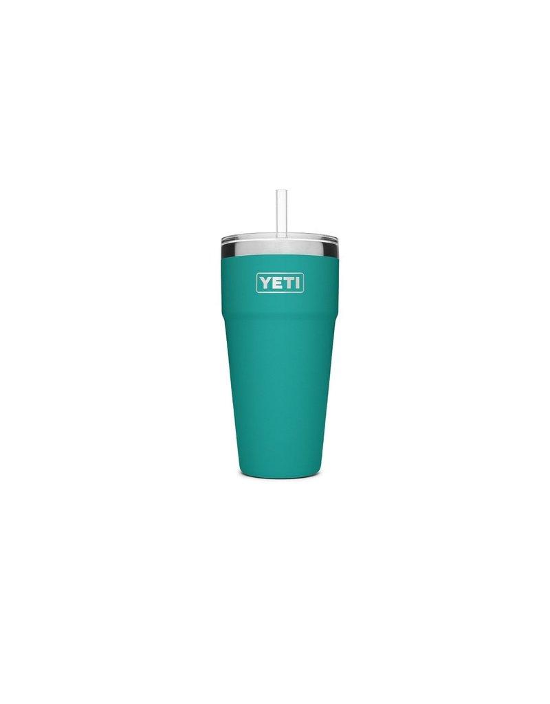 YETI Rambler 26 oz Straw Cup