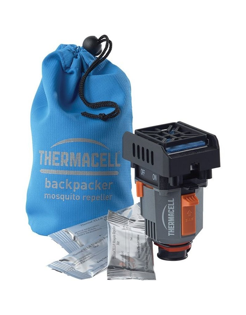 THERMACELL THERMACELL BACKPACKER REPELLER