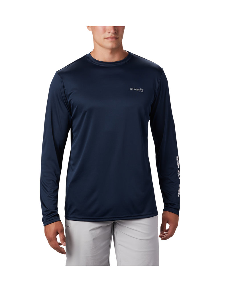 Columbia Sportswear Terminal Tackle PFG Sleeve LS Shirt